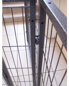 NEW 2016 Margothedog Modular Dog Whelping Pen Internal External Door 7 panels & 2 doors