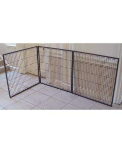 3 Extra Panels:- 60cm x60cm Margothedog Dog Pen System (2018)